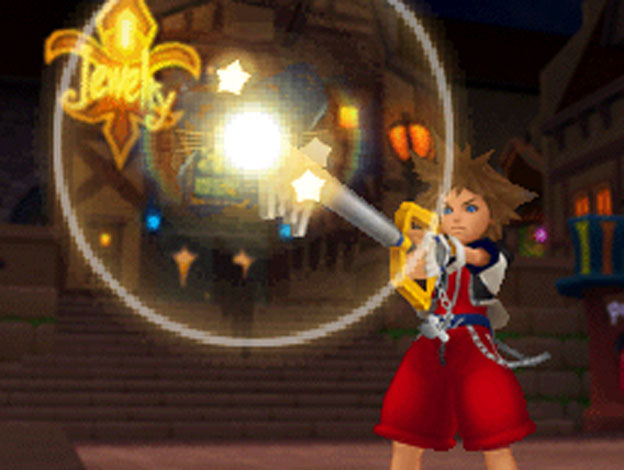 Kingdom Hearts Re:coded Screenshot