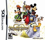 Kingdom Hearts Re:coded Box Art