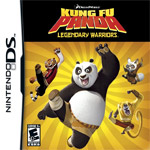 Kung Fu Panda: Legendary Warriors box art
