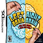 Left Brain Right Brain box art
