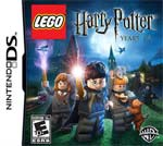 LEGO: Harry Potter: Years 1-4 box art