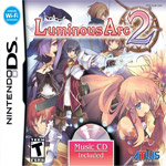 Luminous Arc 2 box art