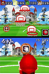 Mario & Sonic at the Olympic Games screenshot