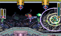 Mega Man ZX Advent screenshot
