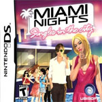Miami Nights: Singles in City box art