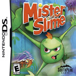 Mister Slime box art