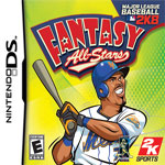 MLB 2K8: Fantasy All-Stars box art