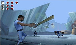 Major League Baseball 2K9: Fantasy All-Stars screenshot