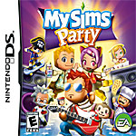 MySims Party box art