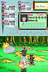 Naruto: Path of the Ninja 2 screenshot