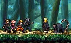 Naruto Shippuden: Ninja Council 4 screenshot