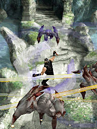 Ninja Gaiden: Dragon Sword screenshot