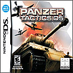 Panzer Tactics DS box art