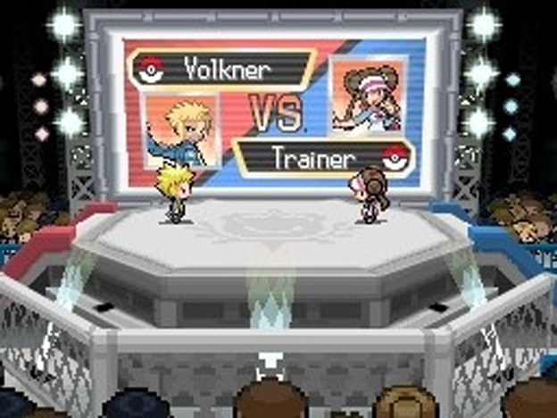 Pokémon Black/White Version 2 Screenshot