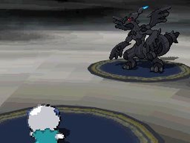 Pokémon Black / White Screenshot