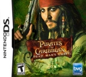 Pirates Of The Caribbean: Dead Man's Chest Box Art