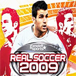 Real Soccer 2009 box art
