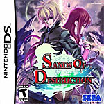 Sands of Destruction box art