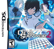 Shin Megami Tensei: Devil Survivor 2 Box Art