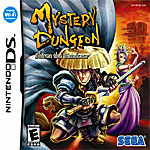 Mystery Dungeon: Shiren the Wanderer box art
