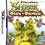 Shrek: Ogres and Dronkeys box art