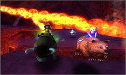 Shrek Smash and Crash screenshot