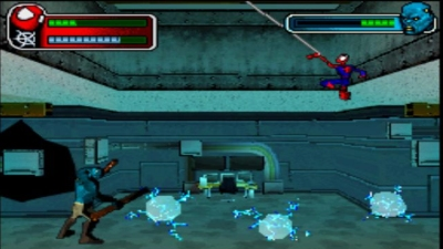 Spider-Man: Battle For New York screenshot