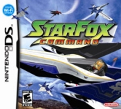 Star Fox Command box art