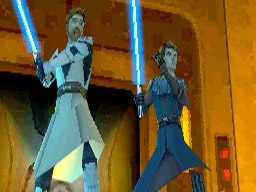 Star Wars: The Clone Wars &#150 Jedi Alliance screenshot
