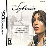 Syberia box art