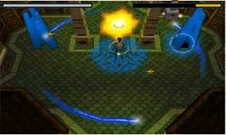 The Sorcerer&#146s Apprentice: The Video Game screenshot