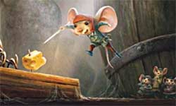 The Tale of Despereaux screenshot
