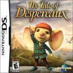 The Tale of Despereaux box art