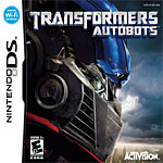 Transformers: Autobots box art