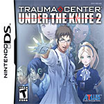 Trauma Center: Under the Knife 2 box art