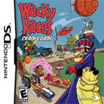 Wacky Races: Crash & Dash box art