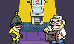 WarioWare D.I.Y. screenshot