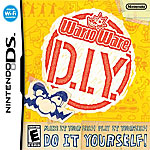 WarioWare D.I.Y. box art