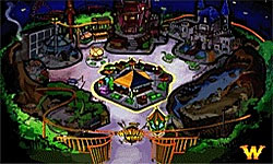 Wonder World Amusement Park screenshot