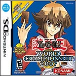 Yu-Gi-Oh! Duel Monsters World Championship 2007 box art