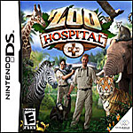 Zoo Hospital box art