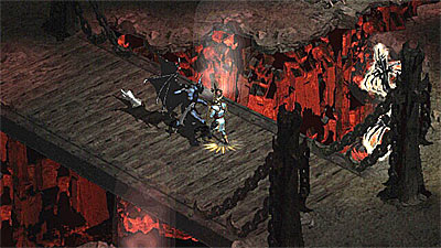 21st Century Gaming: A Retrospective article - Diablo II (PC)