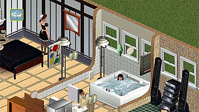 21st Century Gaming: A Retrospective article - The Sims (PC)