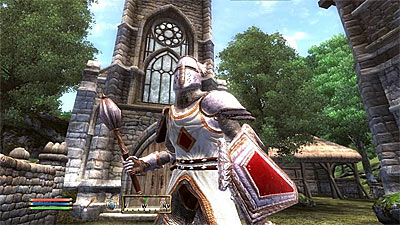 21st Century Gaming: A Retrospective article - The Elder Scrolls IV: Oblivion