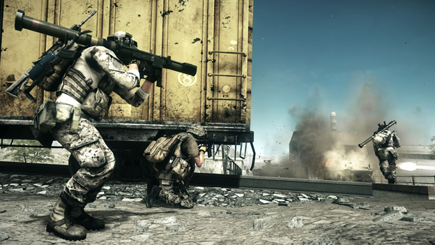 Battlefield 3 - How to Win Friends and Influence Matches