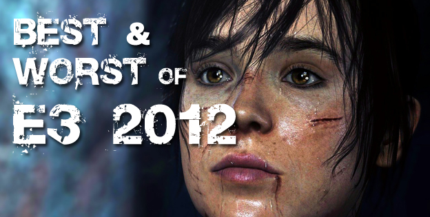 Best and Worst Of E3 2012