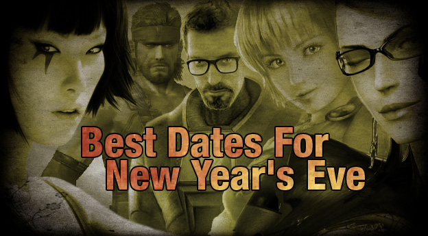 Best Dates For New Year's Eve