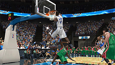 Most Anticipated Games of E3 2010 article - NBA Elite 11