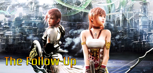 Final Fantasy XIII-2 Follow-Up