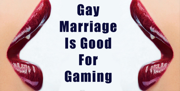 Gay Marriage Is Good For Gaming